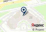 «ЮлиСТОМ» на Яндекс карте Санкт-Петербурга