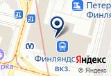 «МЕДПУНКТ ФИНЛЯНДСКОГО ВОКЗАЛА» на Яндекс карте Санкт-Петербурга