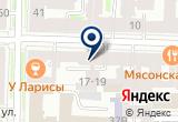 «ЮРРОС ООО» на Яндекс карте Санкт-Петербурга