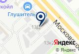 «Рыба 51» на Яндекс карте Санкт-Петербурга