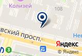 «Шоу-рум DRESS CODE» на Яндекс карте Санкт-Петербурга