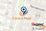 «Ягуар, салон красоты для мужчин» на Яндекс карте Санкт-Петербурга