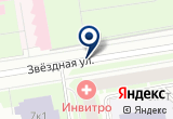 «ТЕЛЕКОСМОС ООО» на Яндекс карте Санкт-Петербурга
