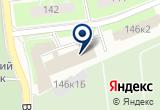 «ООО «Элит-Сервис»» на Яндекс карте Санкт-Петербурга