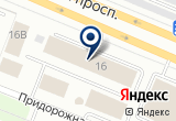 «Шпонка, автосервис» на Яндекс карте Санкт-Петербурга