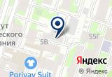 «Юрком, ООО» на Яндекс карте Санкт-Петербурга