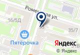 «ТЕТРИС ИНТЕРНЕТ-КАФЕ» на Яндекс карте Санкт-Петербурга