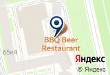 «Шторы для Вас» на Яндекс карте Санкт-Петербурга