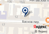 «ОПТИК ПЛЮС СПБ ООО» на Яндекс карте Санкт-Петербурга