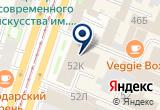 «Холмастер» на Яндекс карте Санкт-Петербурга