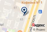 «ТЕАТРАЛЬНЫЕ МАСТЕРСКИЕ ООО» на Яндекс карте Санкт-Петербурга