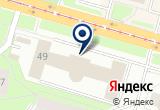 «Общепит мебель, производственно-торговая компания» на Яндекс карте