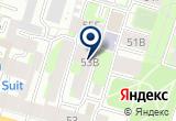 «ООО «АБ сервис»» на Яндекс карте Санкт-Петербурга