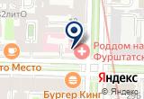 «Родильный дом №2» на Яндекс карте Санкт-Петербурга
