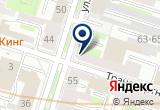 «БИРОН» на Яндекс карте Санкт-Петербурга