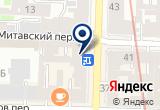 «Менсей» на Яндекс карте Санкт-Петербурга