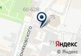 «Ситимедиа» на Яндекс карте Санкт-Петербурга