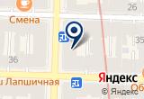 «УНИГРА ТРЕЙДИНГ ЭСТ ЗАО» на Яндекс карте Санкт-Петербурга