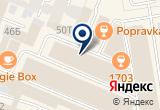 «Экотекс-газ, монтажно-строительная компания» на Яндекс карте Санкт-Петербурга