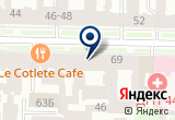 «Ткани на Чайковского» на Яндекс карте Санкт-Петербурга