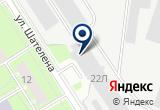 «ЭКРАН БАССЕЙН» на Яндекс карте Санкт-Петербурга