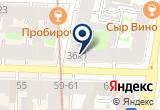 «ЭФОТРИО ООО» на Яндекс карте Санкт-Петербурга