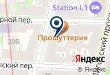 «РосМедНорма» на Яндекс карте Санкт-Петербурга