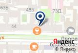 «United Card Service, процессинговая компания, АО Компания объединенных кредитных карточек» на Яндекс карте Санкт-Петербурга