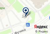 «Розовый Слон» на Яндекс карте Санкт-Петербурга