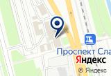 «Allintex.ru» на Яндекс карте Санкт-Петербурга