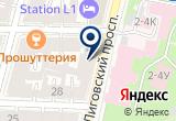 «Happia» на Яндекс карте Санкт-Петербурга