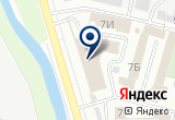«Фозет» на Яндекс карте Санкт-Петербурга