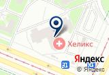«ЭЛЕГАНС ООО» на Яндекс карте Санкт-Петербурга