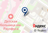 «Интерьерика» на Яндекс карте Санкт-Петербурга