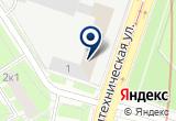 «ТВИН СП» на Яндекс карте Санкт-Петербурга