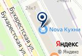 """«ООО """"Евад-транс""""» на Яндекс карте Санкт-Петербурга"""