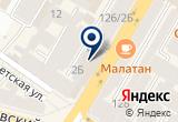 «Студия веб-дизайна Mgroup» на Яндекс карте Санкт-Петербурга