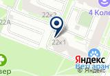 «Лаборатория Бассейнов, строительно-торговая компания» на Яндекс карте
