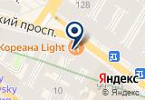 «Петербургские зори 4» на Яндекс карте Санкт-Петербурга