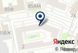 «ЭМСК» на Яндекс карте Санкт-Петербурга