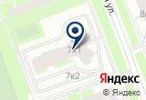 «ЮНИ» на Яндекс карте Санкт-Петербурга