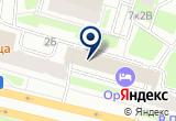 «АвтоПартнерГрупп, ООО, прокатная компания» на Яндекс карте Санкт-Петербурга