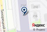 «ТВ-6 МОСКВА ФИЛИАЛ В САНКТ-ПЕТЕРБУРГЕ» на Яндекс карте Санкт-Петербурга