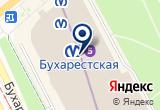 «ТУТОКА» на Яндекс карте Санкт-Петербурга