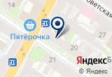 «Солнышко (сеть магазинов детской одежды)» на Яндекс карте Санкт-Петербурга