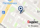 «ТайкоМ» на Яндекс карте Санкт-Петербурга