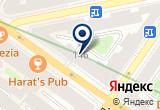 «Центр повышения эффективности использования государственного имущества» на Яндекс карте Санкт-Петербурга
