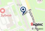 «Штор Мастер» на Яндекс карте Санкт-Петербурга