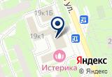 «Магазин-салон Все для шитья» на Яндекс карте Санкт-Петербурга