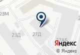 «Французский гараж» на Яндекс карте Санкт-Петербурга